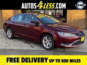 2015 Chrysler 200 for Sale in Puyallup, WA