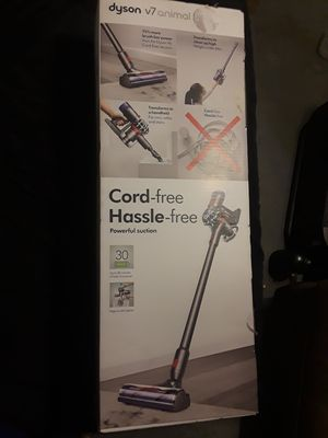 Dyson V7 Animal cordless vacuum for Sale in Moriarty, NM
