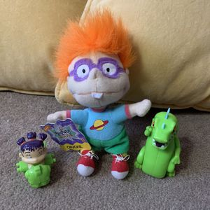 The Rugrats Chucky Toy Bundle for Sale in Walnut, CA