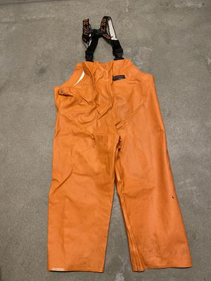GRUNDENS COMMERCIAL FISHING BIB OVERALLS for Sale in American Canyon, CA