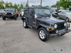 2000 Jeep Wrangler Sahara for Sale in Ashland, MA