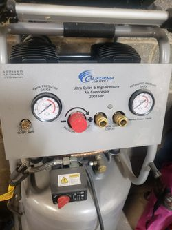 California Air Tools Air Compressor for Sale in Dover,  PA