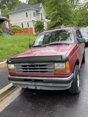 1993 Ford Explorer 4WD for Sale in Takoma Park, MD