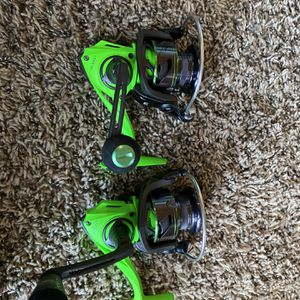 New Lews Laser TXS Spinning Reels for Sale in Houston, TX