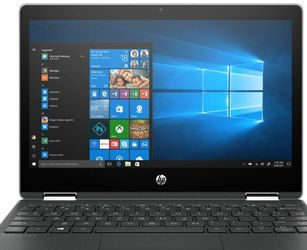 Hp Pavilion 11m Touch Screen Foldable Laptop for Sale in Visalia,  CA