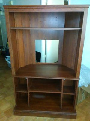 Sauder Entertainment center TV stand for Sale in San Diego, CA