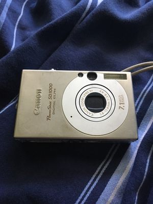 Cannon digital camera for Sale in Silver Spring, MD