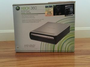 Xbox 360 HD DVD player collectible for Sale in Milton, MA