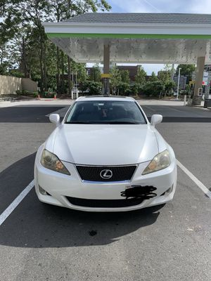 Lexus is250 trade is fine too with a gas saver car for Sale in Quincy, MA