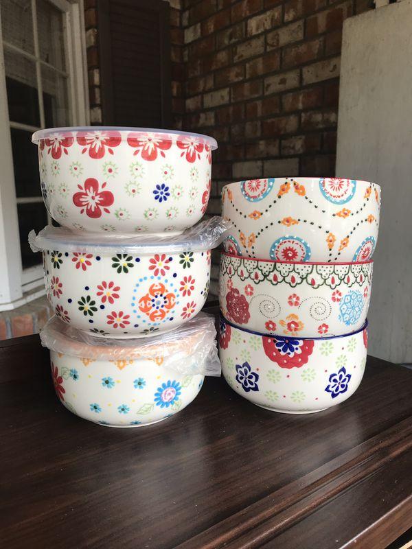Set of 6 Bowls