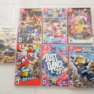 Nintendo Switch Used Games for Sale in Miami, FL