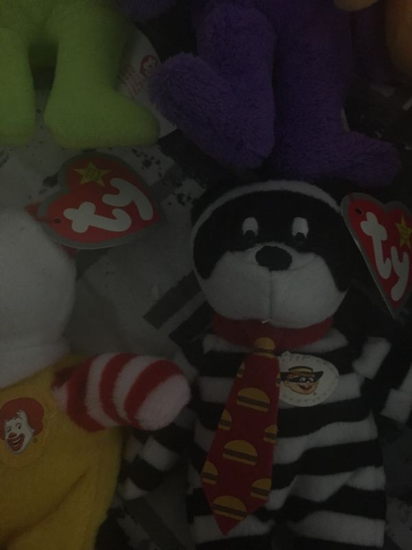Beanie babies big lot and more