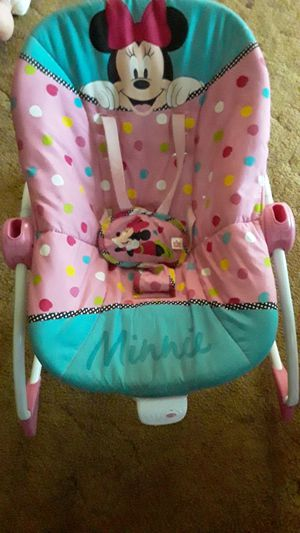 Minnie mouse bouncer for Sale in Marquette, MI