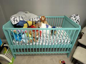 Crib & changing table dresser SET for Sale in Las Vegas, NV