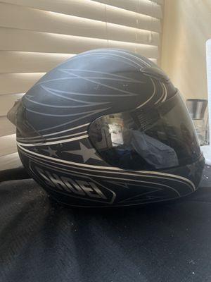 Shoei motorcycle helmet for Sale in Los Angeles, CA
