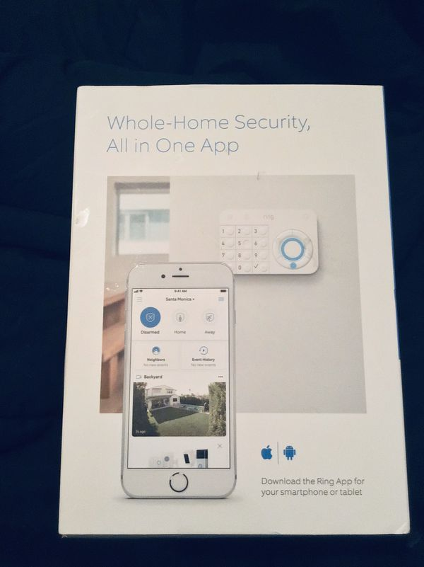 RING ALARM Wireless Home Security