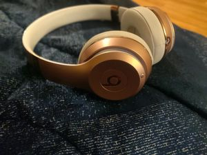 Beats Solo 3 Wireless On-Ear Headphones for Sale in Escondido, CA