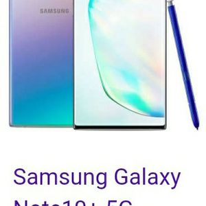 Samsung Galaxy Note10+ 5G 256GB UNLOCKED for Sale in Pittsburgh, PA