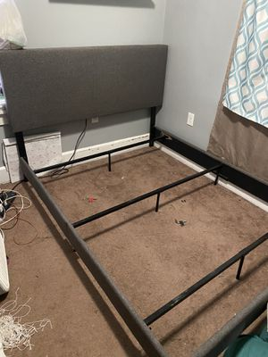 Queen Sized Bed Frame for Sale in New Brighton, PA
