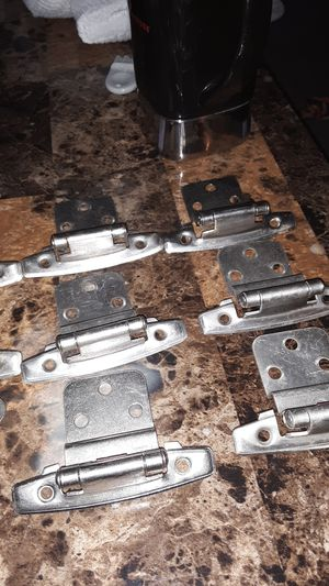 Hickory hardware P295-SO kitchen cabinet hinges for Sale in Appleton, WI