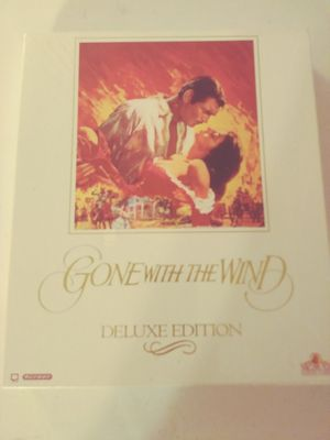 Gone With the Wind VHS deluxe edition for Sale in Pasco, WA