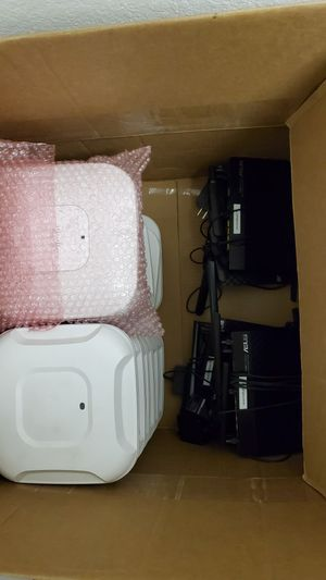 Cisco AP and Asus Router for Sale in Hayward, CA