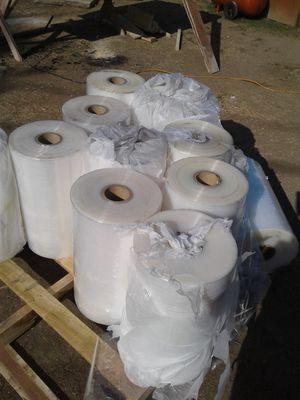 Rolls Plastic Wrap for Sale in Fresno, CA