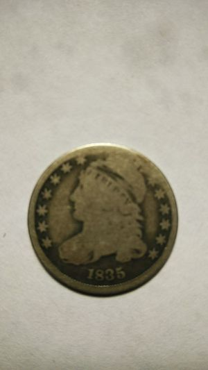 1835 capped bust dime for Sale in Tampa, FL