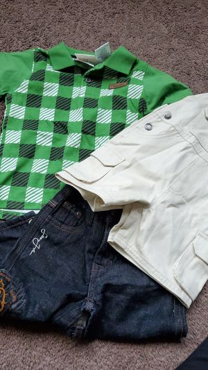 Polo Jean's, carters shirt, seanjohn Jean's for Sale in Alameda, CA