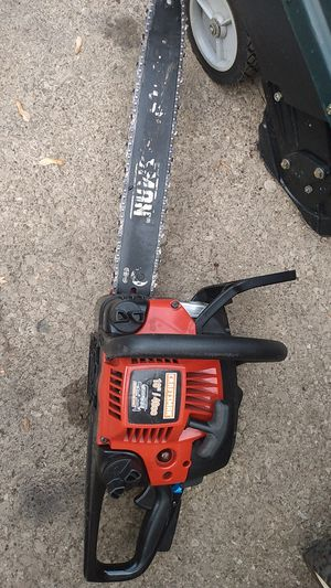 Craftsman 18 chainsaw for Sale in Parma Heights, OH