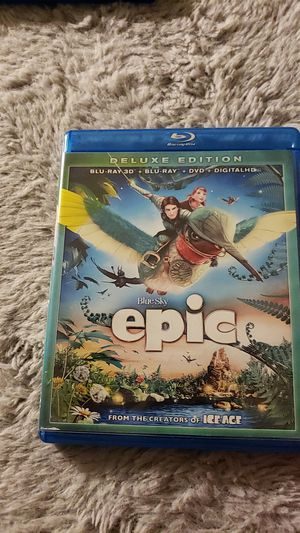 EPIC 3D MOVIE ONLY for Sale in Kissimmee, FL