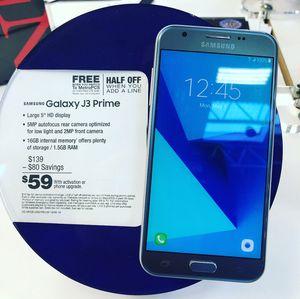 Samsung J3 for Sale in Cuero, TX