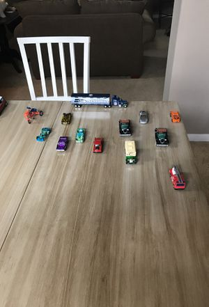 Mix Hot Wheels and Collectible Toy Cars for Sale in Kirkland, WA