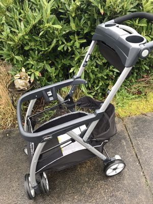 Chicco snap and go stroller for Sale in Everett, WA