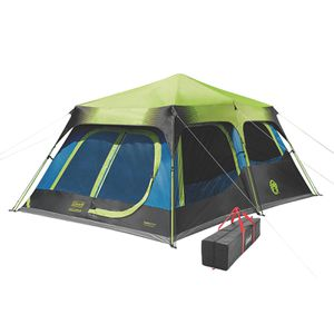 Coleman Dark Room Cabin Camping Tent with Instant Setup for Sale in Houston, TX