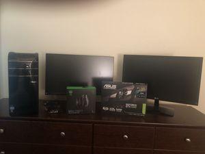 PC setup for Sale in Sparks, NV