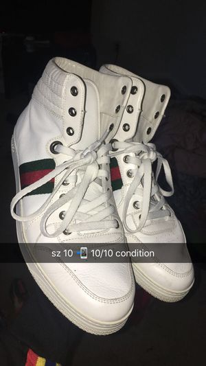 gucci shoes for Sale in Potomac, MD