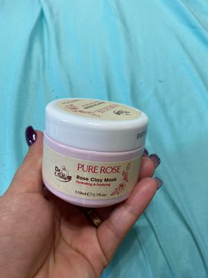 Rose clay mask by farmasi for Sale in Pinellas Park, FL