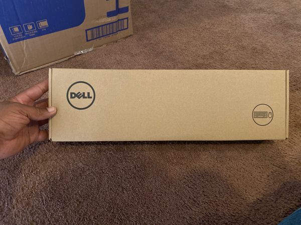 Dell keyboard with wireless Mouse