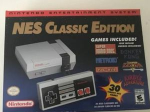 NES CLASSIC EDITION for Sale in Queens, NY