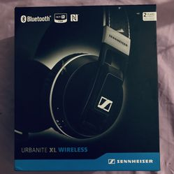Semnheiser URBANITE XL Over-Ear Wireless Bluetooth Headphones for Sale in Seattle,  WA