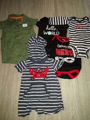 Baby clothes 3 & 0-3 for Sale in Phoenix, AZ