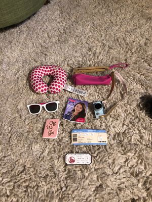 American Girl Doll Travel in Style Accessories & Travel Seay for Sale in Denver, CO