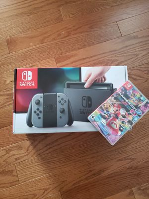 Nintendo switch black and grey like new for Sale in Parma, OH