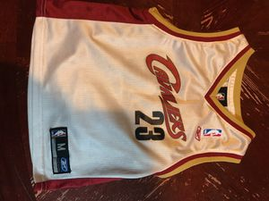 Lebrun James Jersey Youth Size m for Sale in Portland, OR