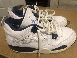 Mens Jordan 4 Columbia size 11 for Sale in Mooresville, NC