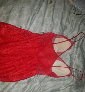 Red prom dress for Sale in Stanwood, WA