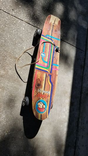 Electric skateboard for Sale in St. Petersburg, FL