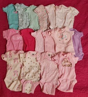 Babygirl undershirts for Sale in San Bernardino, CA