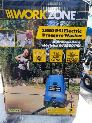 Electri pressure washer, new for Sale in Monrovia, MD
